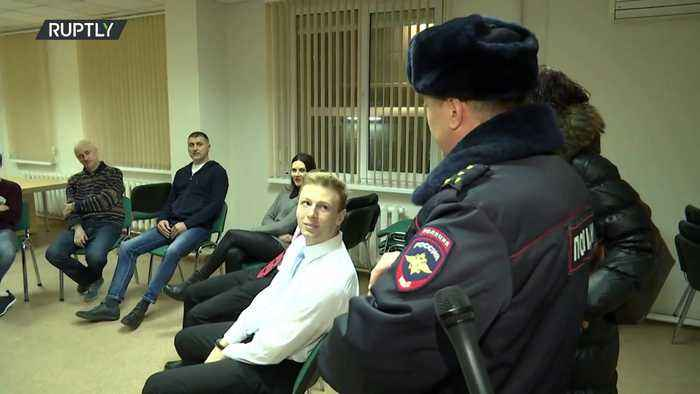 New Video Shows LDS Volunteers Being Arrested in Russia