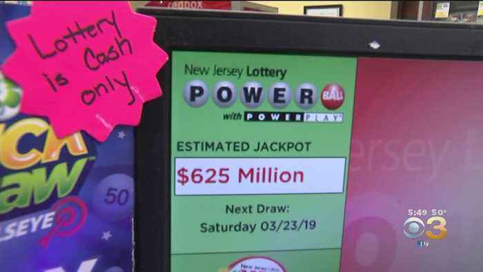 $1 Million Powerball Ticket Sold In South Jersey ShopRite