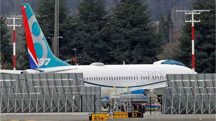 Boeing To Update 737 MAX Fleet With Mandatory Safety Tools