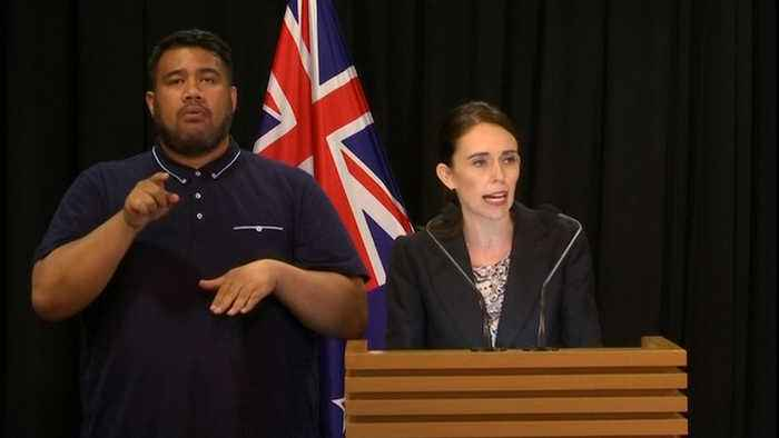 Prime Minister Jacinda Ardern Announces Sweeping Military-Style Weapons Ban