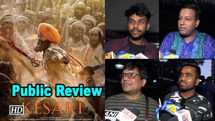 Public Review | Kesari | Akshay's yet another tale of bravery