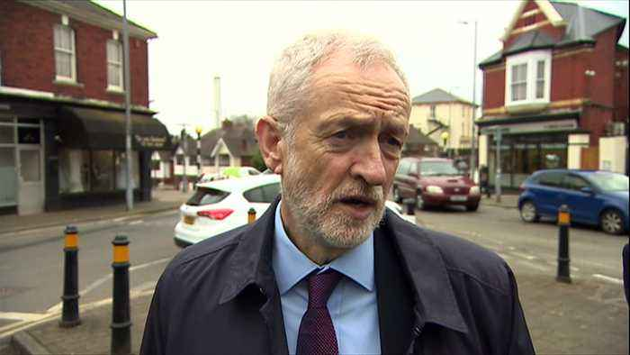 Jeremy Corbyn: It's time for Parliament to take over