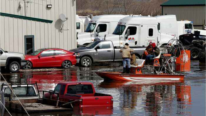 The Midwest Is Being Devastated By Record Flooding