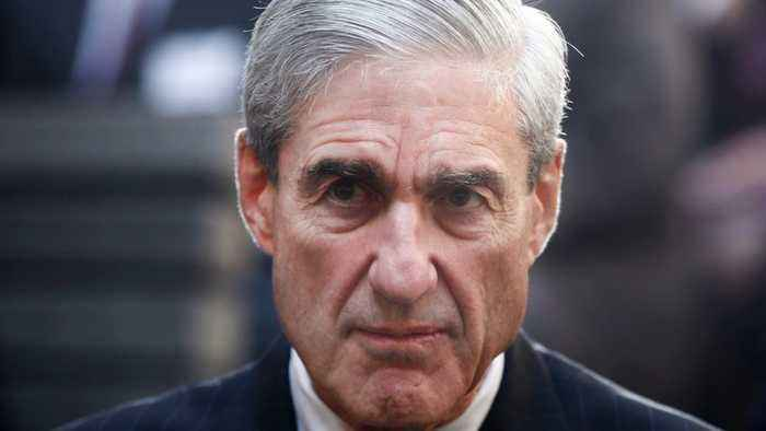 Washington Politicos In A Frenzy To See Mueller Report