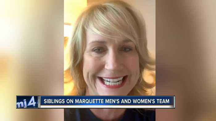Siblings on Marquette Men's and Women's Team