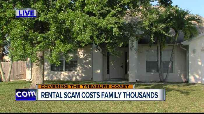 South Florida mother fears her family fell victim to rental scam, urges others to be cautious