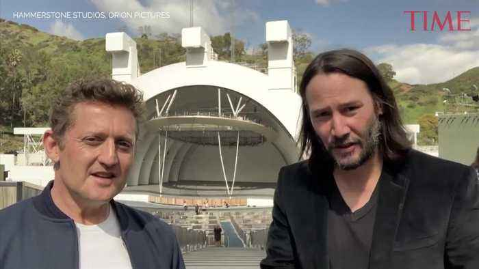 Excellent! A Third Bill and Ted Movie Has Been Confirmed