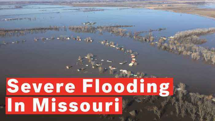 Severe Flooding Prompts Mandatory Evacuations In Missouri