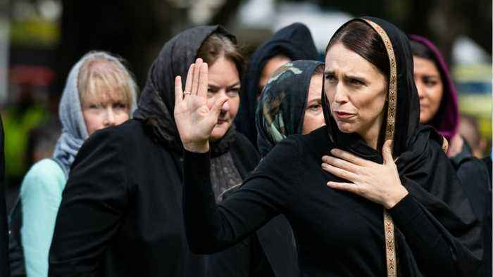 New Zealand Prime Minister Says 'We Are One'