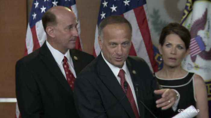 Steve King Labeled 'White Supremacist' by Fellow Congressman After Hurricane Katrina Remarks