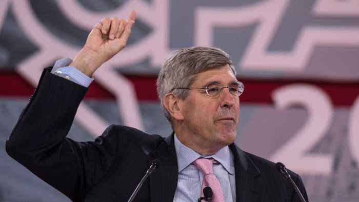Trump Announces Stephen Moore As Nomination For Federal Reserve