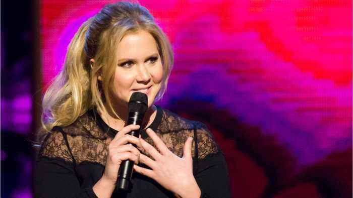 Amy Schumer Reveals Husband Has Autism Spectrum Disorder