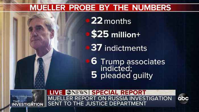 ABC News Special Report: Special Counsel Mueller has submitted his report to the Justice Department
