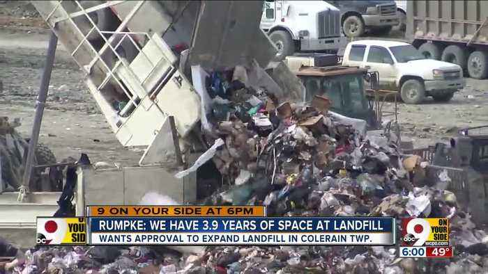 Rumpke landfill expansion approaching final state decision