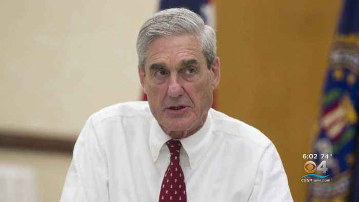Robert Mueller Submits Russia Report