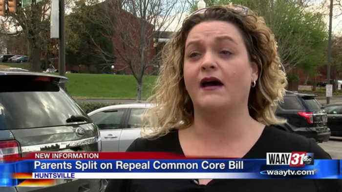 Parents Split on Repeal Common Core Bill