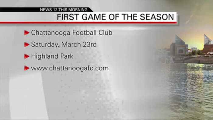 CFC- 1ST GAME OF THE SEASON 03-22-19