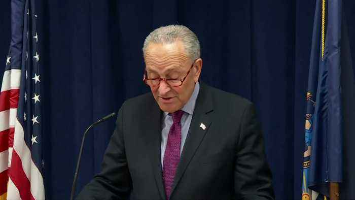 Schumer says Barr should 'make full report public'