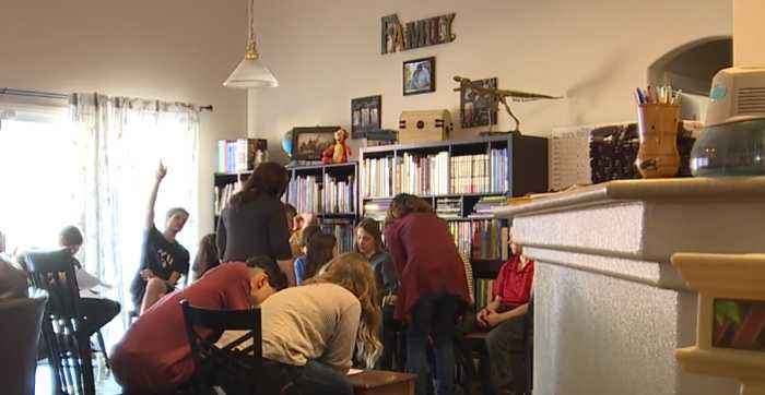 Alternative school options becoming more available for parents