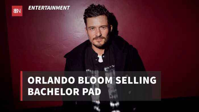 Orlando Bloom Is Selling His Bachelor Pad: Are You Interested?