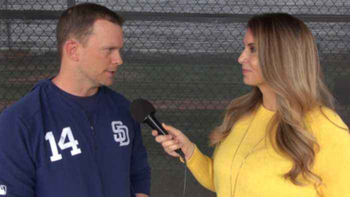 Padres season preview with manager Andy Green
