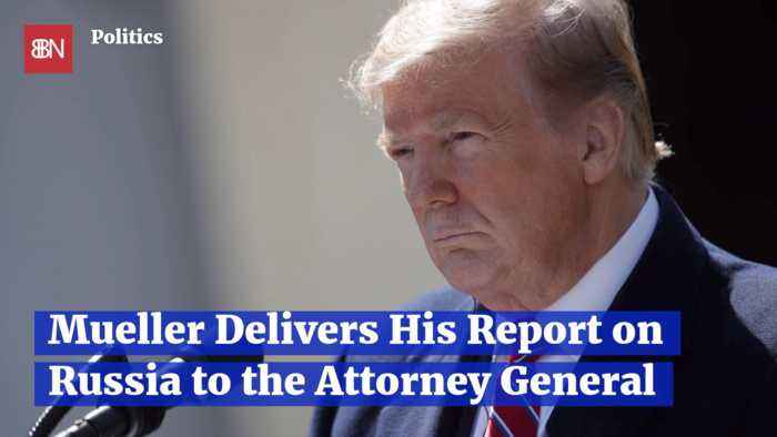 Mueller Has Delivered His Report To The Attorney general: Now What?