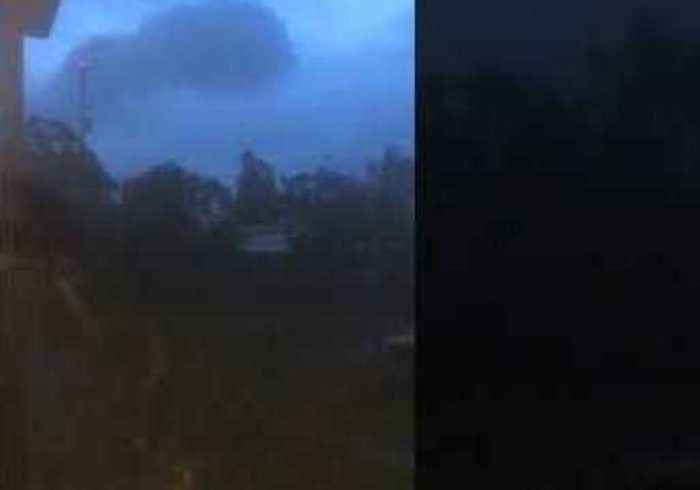 Cyclone Trevor Whips Trees on Mornington Island as it Moves Towards Northern Territory