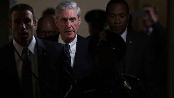 Congressional Leaders Push for Full Mueller Report Release