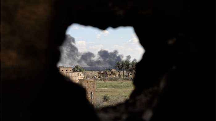 Islamic State Threat Remains Despite Victory