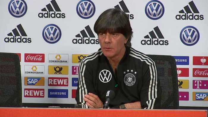 "Germany ""still needs to find itself"", Loew says ahead of Netherlands match"