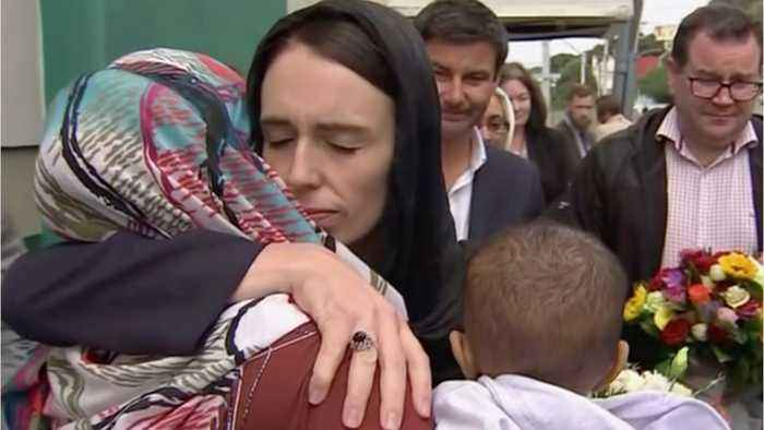 March Occurs in New Zealand as Mosques Reopen