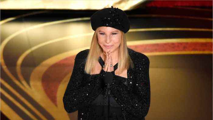 Barbra Streisand Explains Michael Jackson Comment