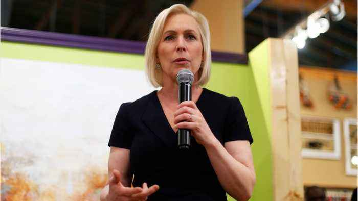 Kirsten Gillibrand To Give Speech Outside Trump Hotel