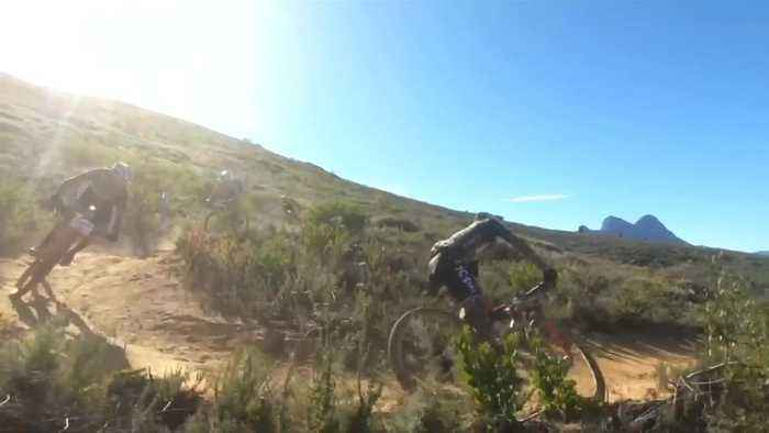 Schurter and Forster win Cape Epic, Langvad claims her fifth with Van der Breggen