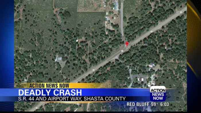 One dead after crash near Airport Way and Hwy 44