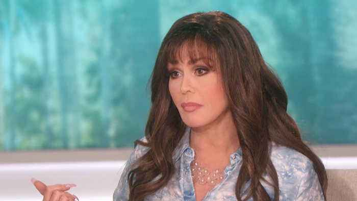 The Talk - Marie Osmond on Michael Jackson; Relates to Alleged Victims 'it's a plague'