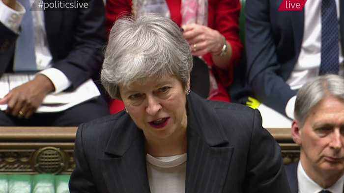 May's Brexit Approach A 'National Embarrassment'