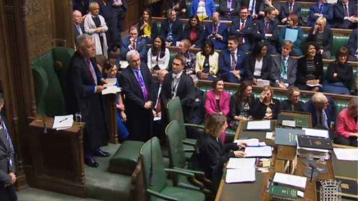 UK Parliament to Vote On Three Proposed Changes to May's Next Steps on Brexit