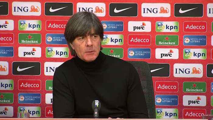 """Loew """"very content"""" after Germany stun Netherlands with late winner"""