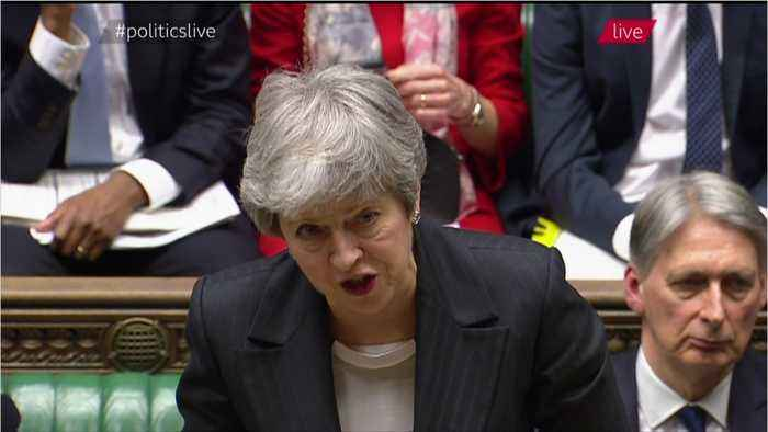 Could Theresa May Quit?