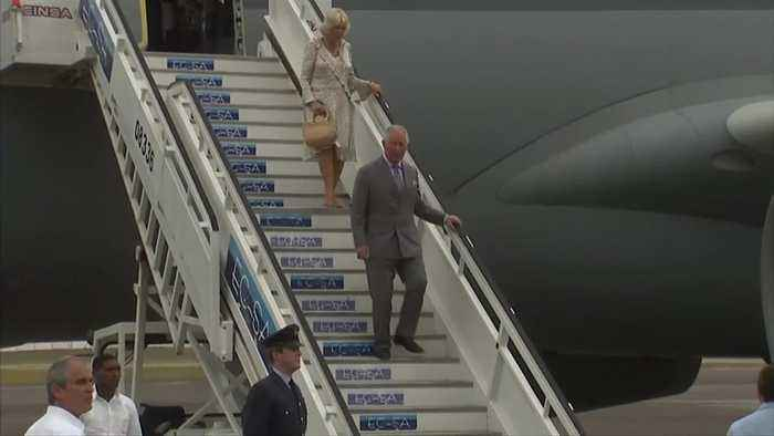 Prince Charles and Camilla visit Cuba despite U.S. crackdown