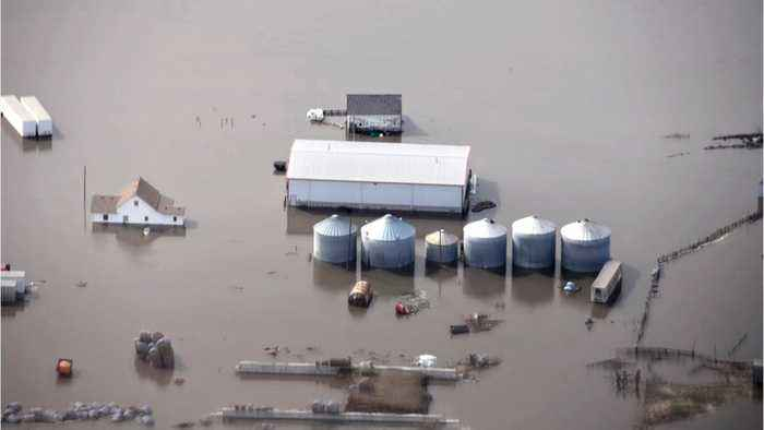 More Flooding Possible As Waters Recede In Midwest