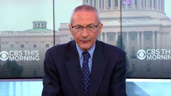 Podesta says 'important to see the whole report'