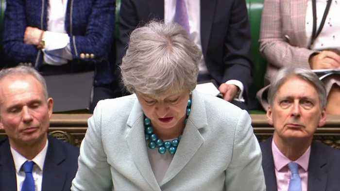 May: Not enough support yet to hold a third Brexit vote