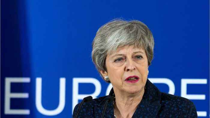 Theresa May Announces Plans For Parliament To Debate Delay Of Brexit Date
