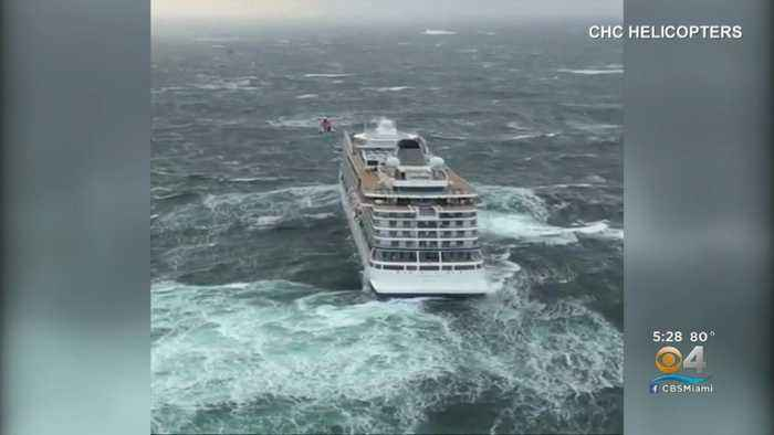 Norway Launches Investigation Into Terrifying Cruise