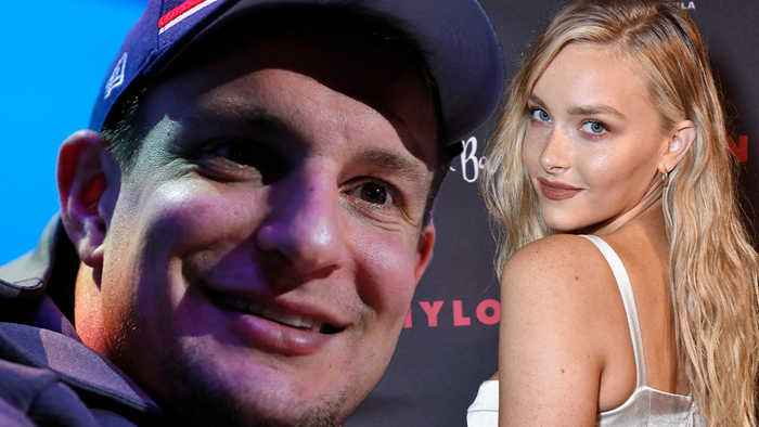 Rob Gronkowski's GF Camille Kostek BLAMED For Retirement But Others Think He WILL Change His Mind!