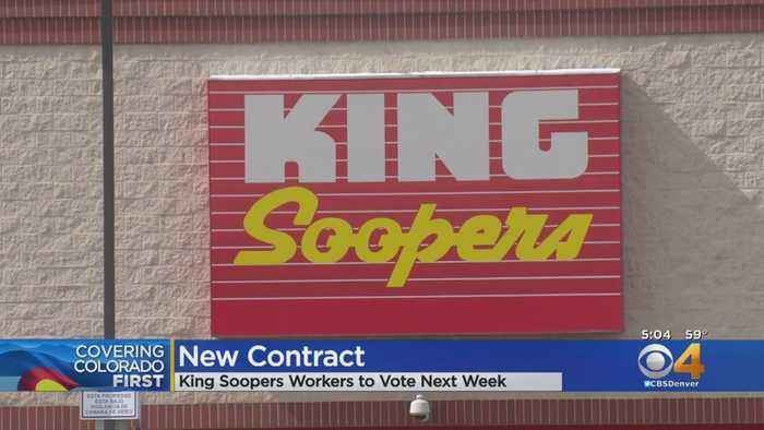 King Soopers, Union Agree On New Contract