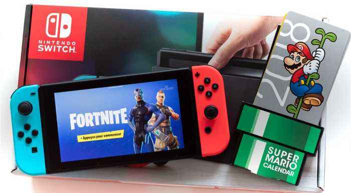 Nintendo Working On New Versions Of Switch