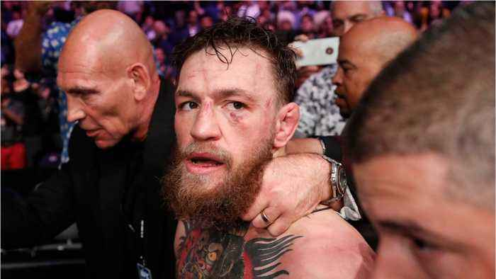 Conor McGregor Retires